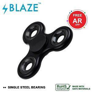 BLAZE Fidget Spinner Single Steel Bearing