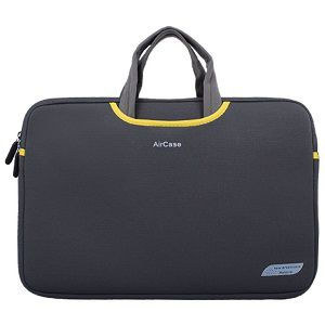 AirCase 13/14 Inch Designer Neoprene Protective Handle Sleeve for Laptops