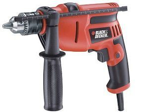 Black & Decker KR554RE 550-Watt 13mm Variable Speed Reversible Hammer Drill Machine best budget