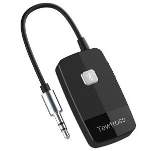 Tewtross Bluetooth Audio Receiver Adapter