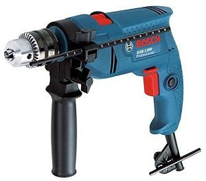 Bosch GSB 1300 550W RPM 2800 Impact Drill best in India