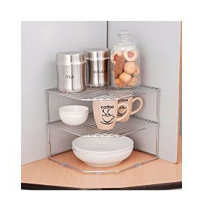 Disha Chrome Plated Mild Steel Plate Rack