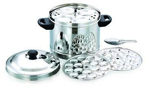 PREMIUM Stainless Steel Plates Idly Cooker