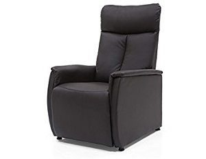Urban Ladder Bertie Compact Single Seater Manual Leatherette Recliner
