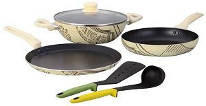 Wonderchef Picasso Cookware Set