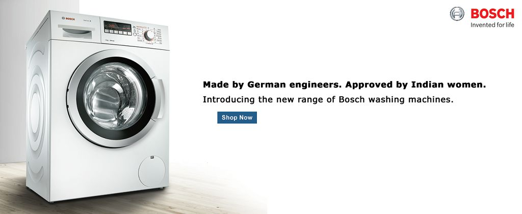 Best Bosch Washing Machines Comparison Table - Best Buy Review
