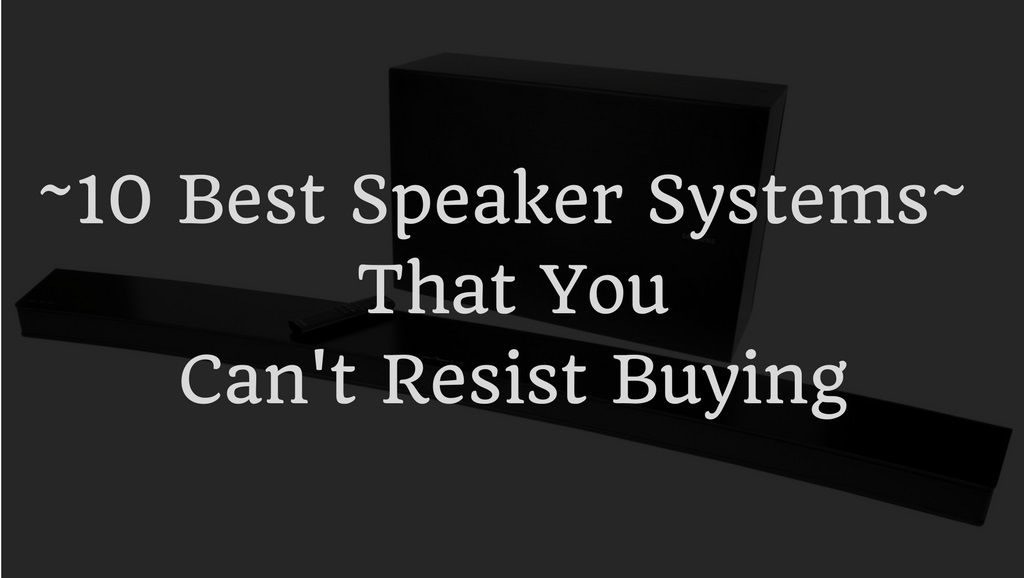 Top 10 Best Exceptional Sound Speakers in India