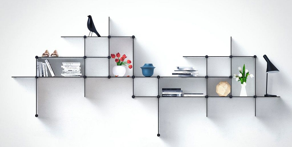 10 Most Beautiful Wall Shelves for Modern House - Best Buy Review