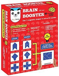 Play Panda Brain Booster Set