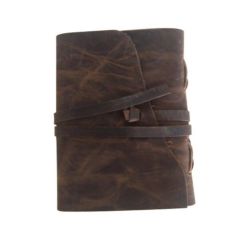 Giftsmate New Year Gifts, Handmade Leather Journal Diary Notebook