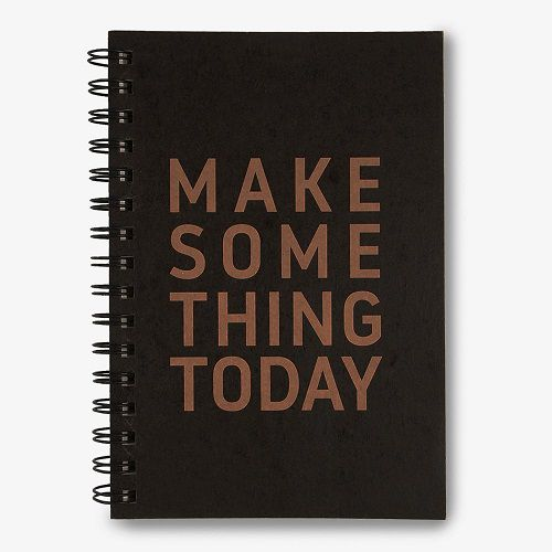 Instanote Make Some Thing Today - Daily Planner Notebook
