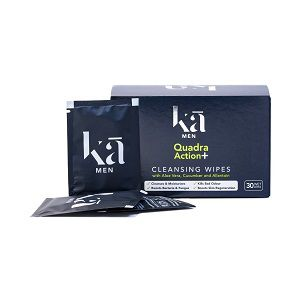 Ka Personal Intimate Hygiene For Men - 30 Individually Packed Wet Wipes