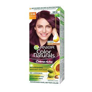 Garnier Color Naturals Shade 3.16 Burgundy