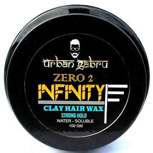UrbanGabru Zero to Infinity Hair Wax for Strong Hold and Volume best in India