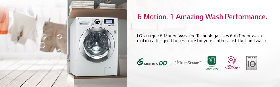 Best LG Washing Machine Comparison Table - Best Buy Review