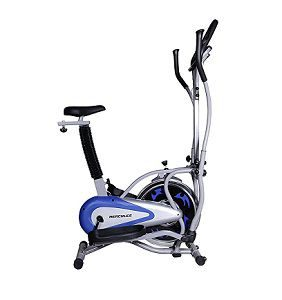 Hercules Fitness DC30 Dual Air Bike With Steel Wheel