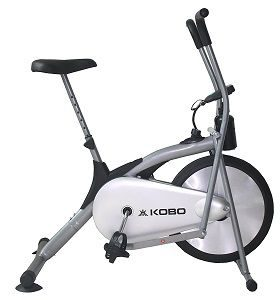 Kobo Ab-1 Exercise Bike with Electronic Meter