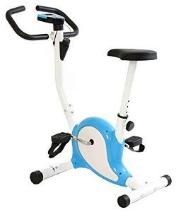 Onlineworld Fitness Exercise Bike Pedal Perfect Home Cycle