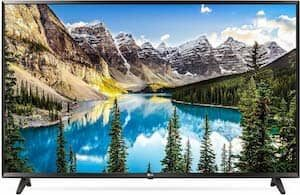 LG 108 cm 43 inches 43UJ632T 4K UHD LED Smart TV