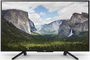 Sony 108 cm 43 inches Bravia KLV 43W662F Full HD LED Smart TV