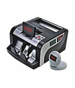 STROB ST 5000 Acu Count Fully Automatic Bill Counter Machine