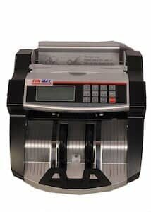 Sun Max SC 800 Note Counting Machines Color Change Fake Note Detectors