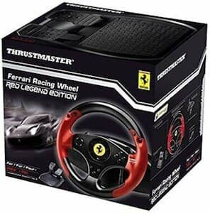 Thrustmaster Racing Wheel for PS3PC Ferrari Legend Edition