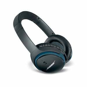 Bose SoundLink Wireless Around-Ear Headphones with Mic