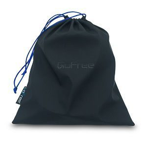 GoFree Universal Drawstring Headphone Protection Pouch Bag