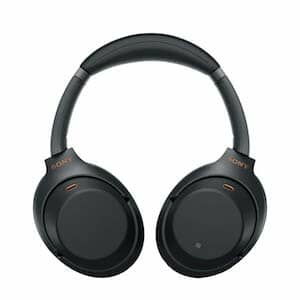 Sony WH-1000XM3 Wireless Industry Leading Noise Cancellation Headphones with Touch Sensor