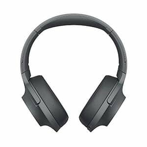 Sony WH-H900N Wireless Digital Noise Cancellation Headphones with Touch Sensor