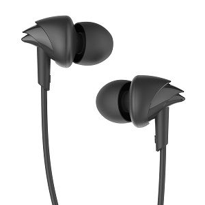 boAt BassHeads 100 in Ear Headphones with Mic