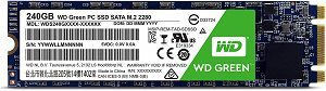 WD Green 240GB M.2 2280 Internal SSD WDS240G1G0B