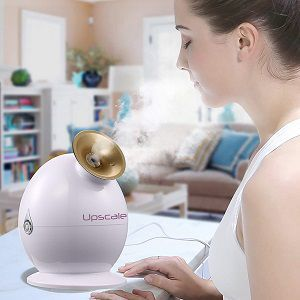 Upscale Nano Ionic Hot Mist Facial Steamer For All Skin Types