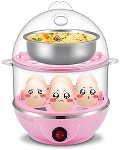 Stvin Double Layer Electric Egg Cooker