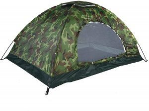 Egab Military Picnic Camping Portable Waterproof Dome Tent